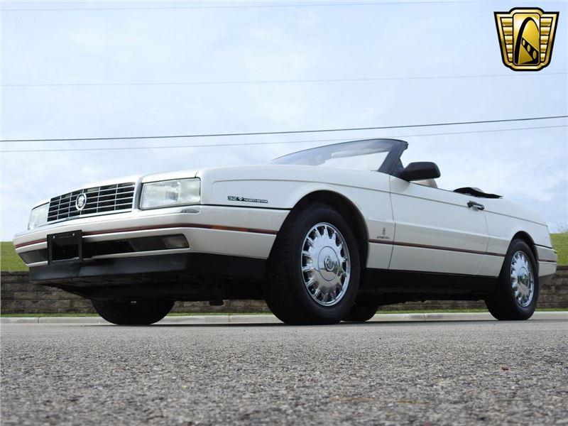1993 Cadillac Allante for sale in for sale on GoCars