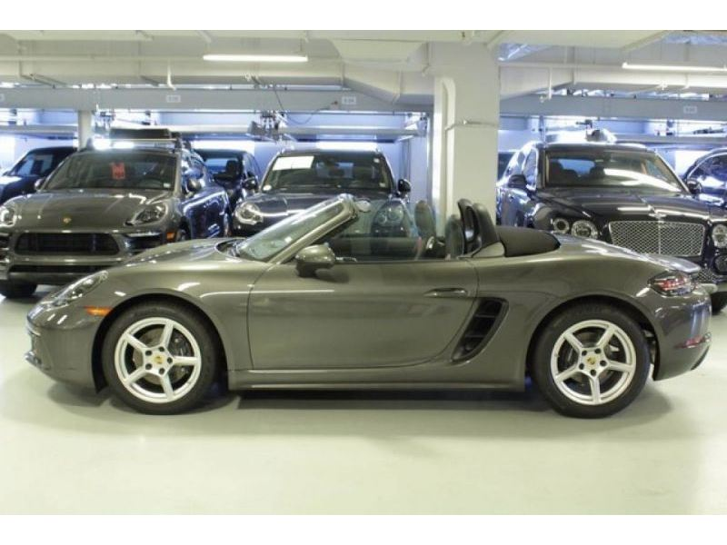 2018 Porsche 718 Boxster for sale in for sale on GoCars