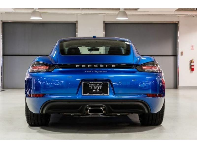 2018 Porsche 718 Cayman for sale in for sale on GoCars