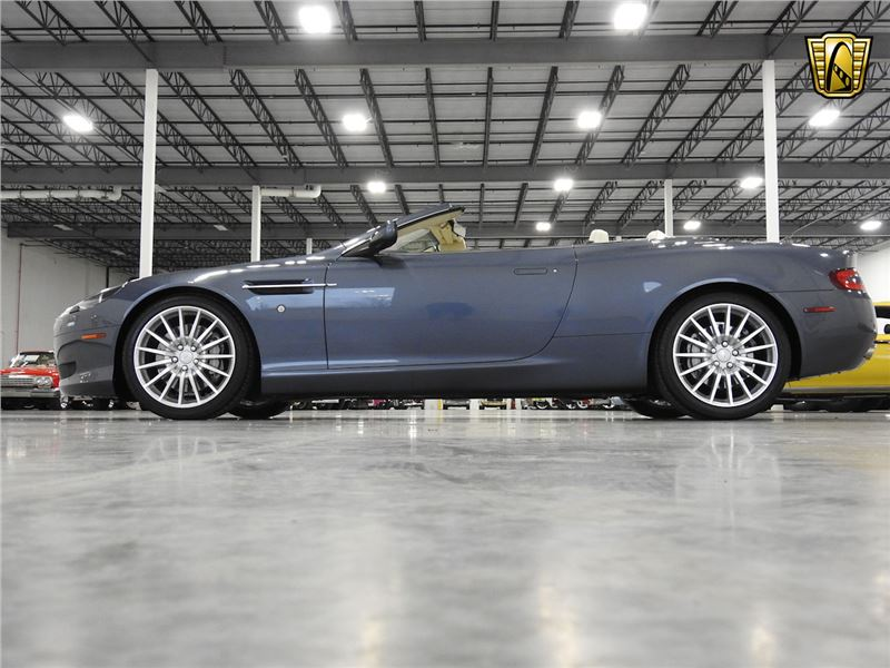Aston Martin Db Volante For Sale GC GoCars - 2006 aston martin db9 for sale
