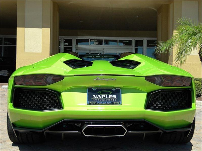 2014 Lamborghini Aventador for sale in for sale on GoCars