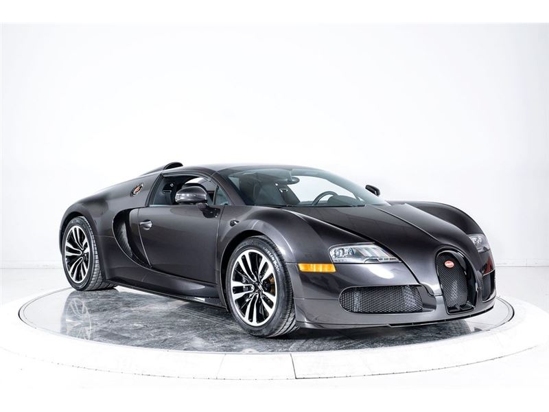 2012 Bugatti Veyron 16.4 Grand Sport for sale in for sale on GoCars