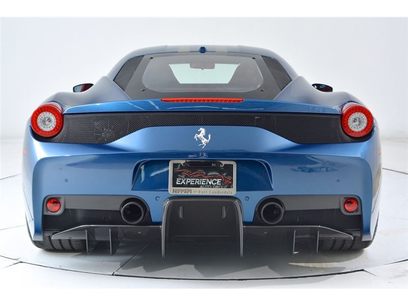 2015 Ferrari 458 Italia Speciale for sale in for sale on GoCars