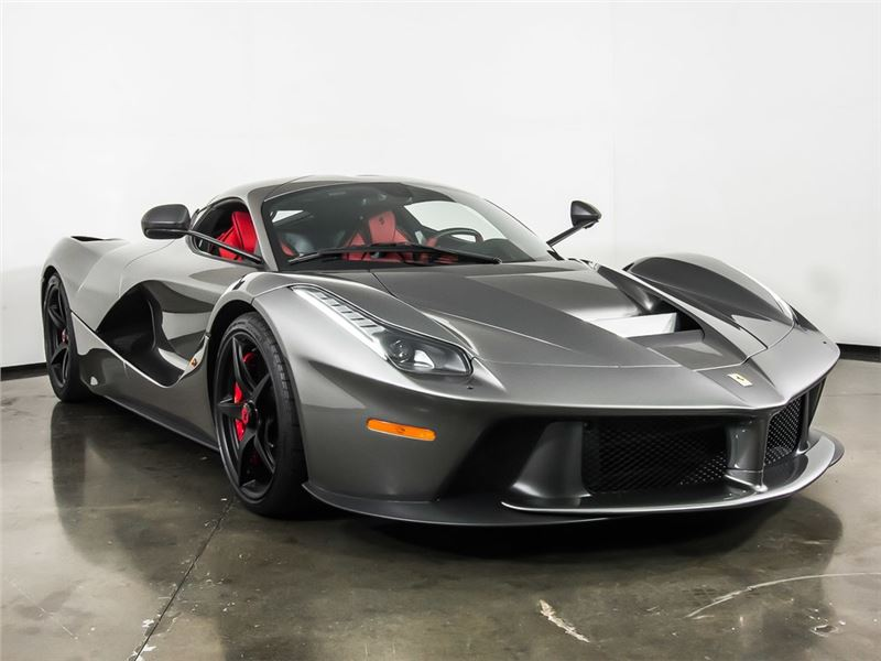 Ferrari Laferrari For Sale >> 2014 Ferrari Laferrari For Sale On Gocars