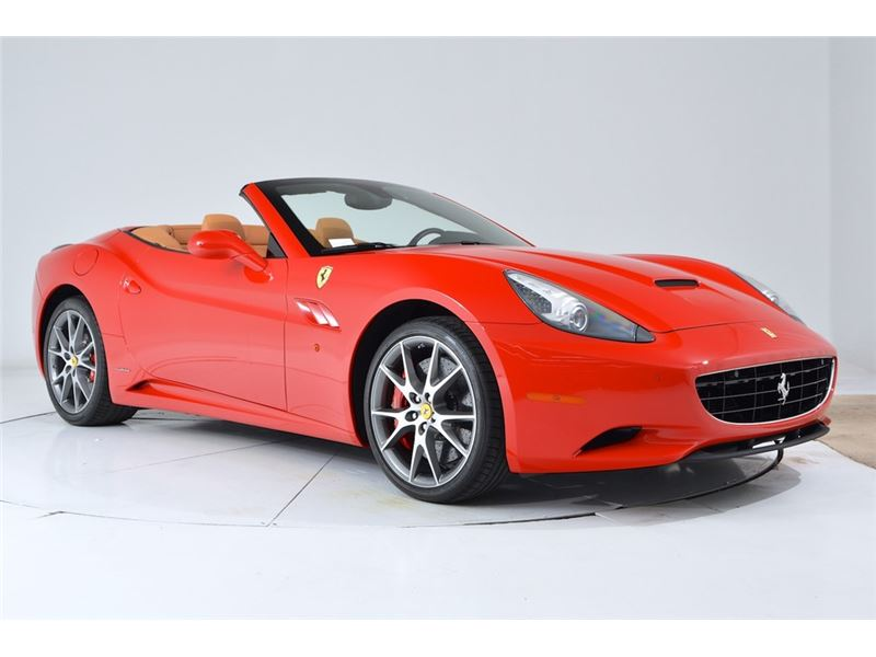2012 Ferrari California for sale in for sale on GoCars