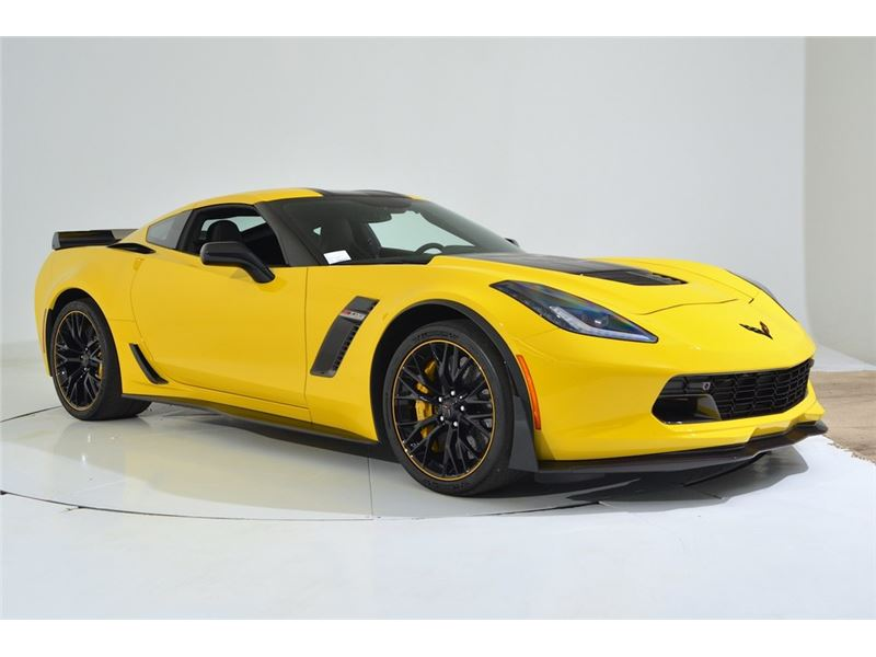 2016 Chevrolet Corvette Z06 C7r 3Lz for sale in for sale on GoCars