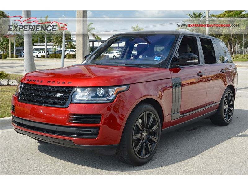 2017 Land Rover Range Rover HSE Td6 for sale in for sale on GoCars