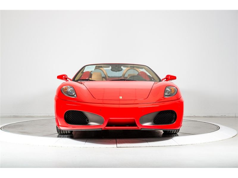 2008 Ferrari F430 SPIDER F1 for sale in for sale on GoCars