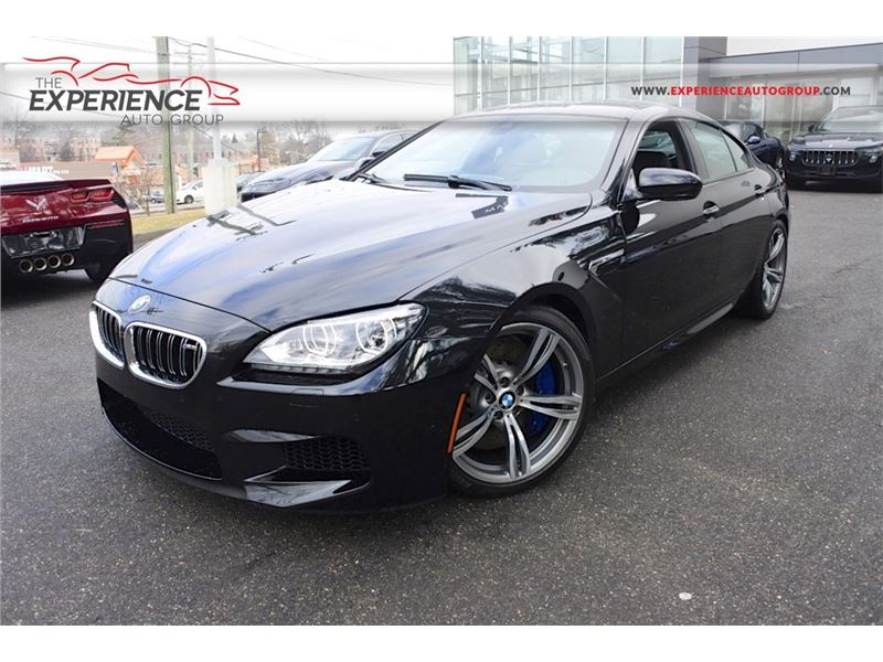 2015 BMW M6 Gran Coupe for sale in for sale on GoCars