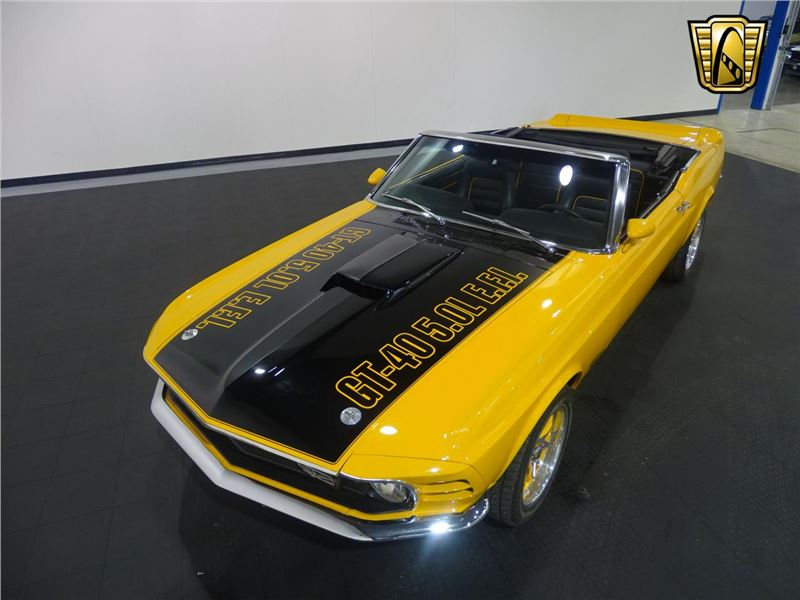 1970 Ford Mustang for sale in for sale on GoCars