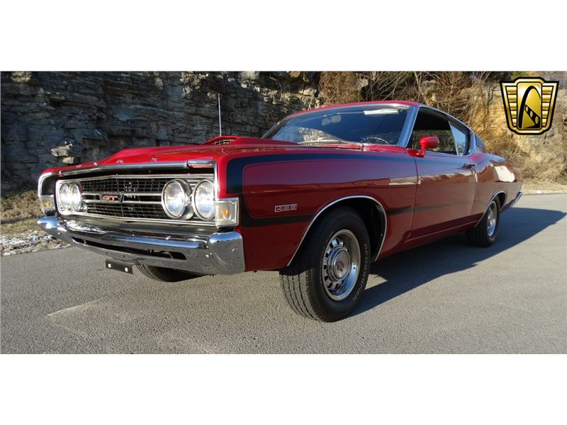 1968 Ford Torino for sale on GoCars