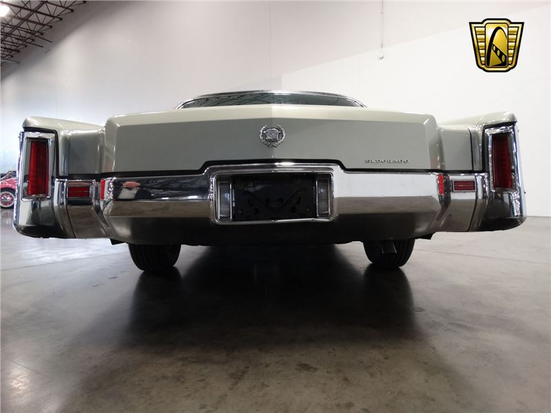 1971 Cadillac Eldorado for sale in for sale on GoCars