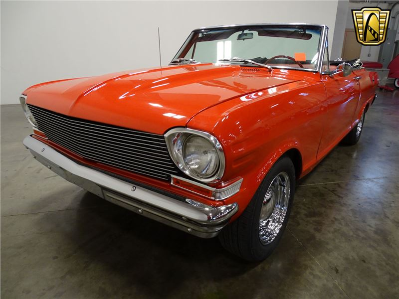 1963 Chevrolet Nova for sale in for sale on GoCars