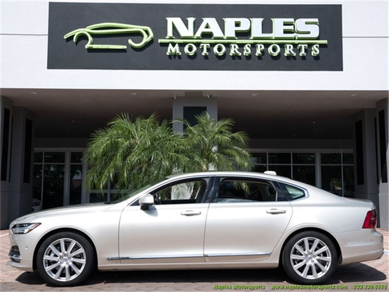 2018 Volvo S90 T6 Inscription for sale in for sale on GoCars