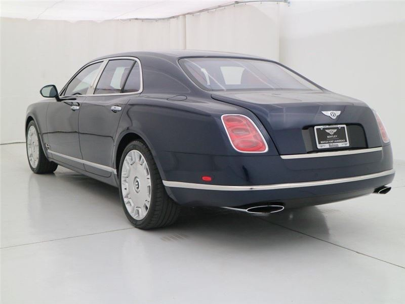 2011 Bentley Mulsanne for sale in for sale on GoCars