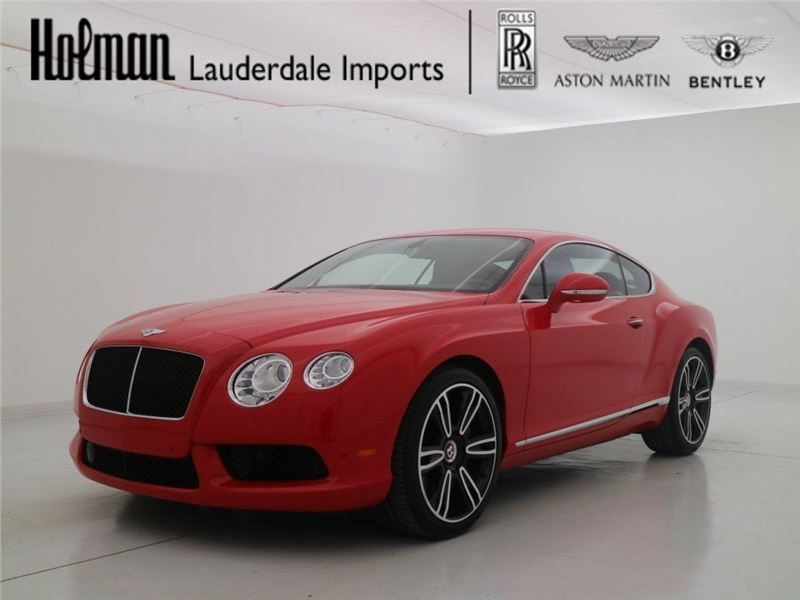 2015 Bentley Continental GT V8 for sale in for sale on GoCars