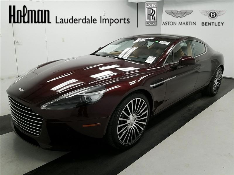2016 Aston Martin Rapide S for sale in for sale on GoCars