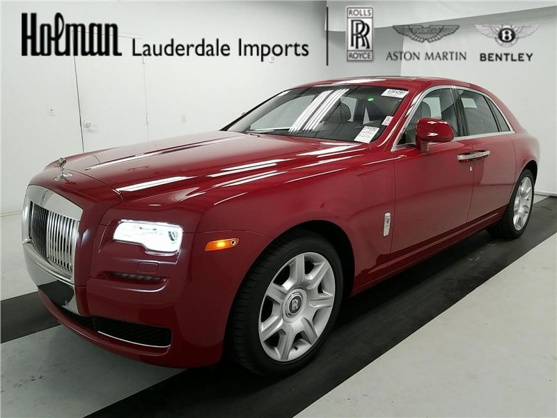 2016 Rolls-Royce Ghost for sale in for sale on GoCars