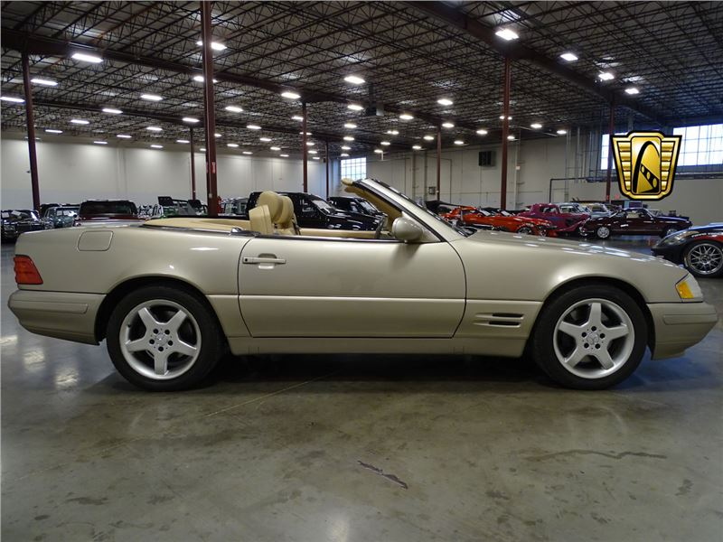 1999 Mercedes-Benz SL 500 for sale in for sale on GoCars