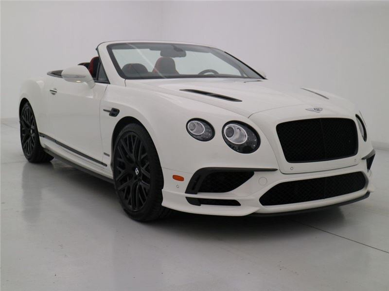 2018 Bentley Continental for sale in for sale on GoCars