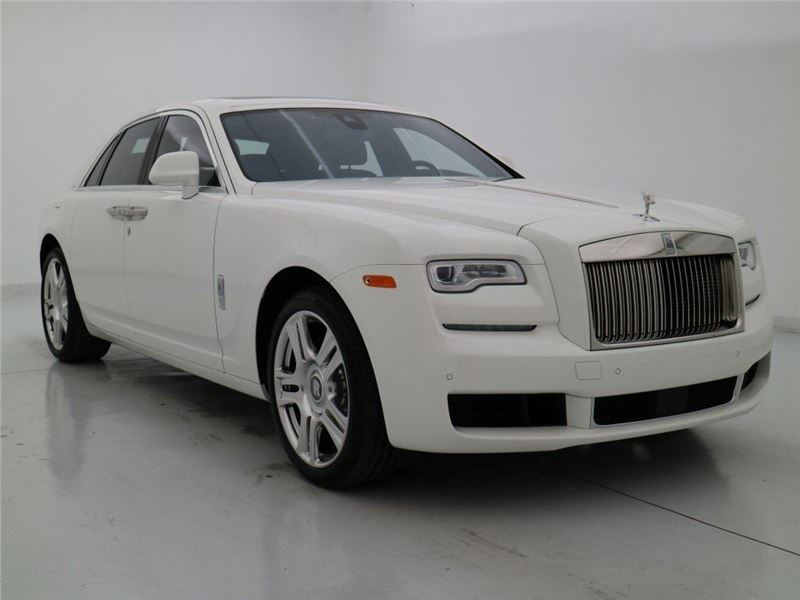 2018 Rolls-Royce Ghost for sale in for sale on GoCars