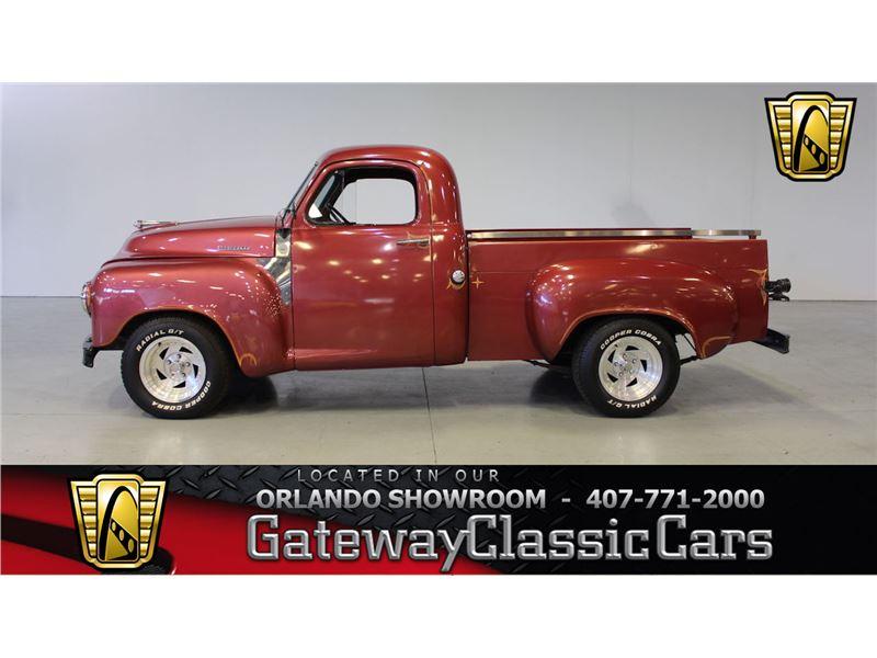 1950 Studebaker Pickup for sale on GoCars