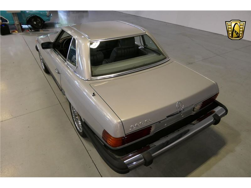 1983 Mercedes-Benz 380 SL for sale in for sale on GoCars