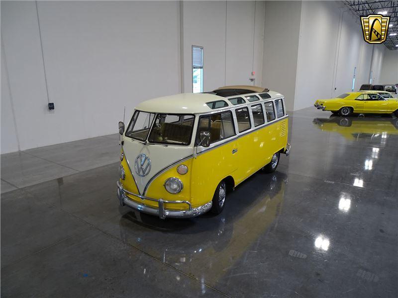 1963 Volkswagen Transporter for sale in for sale on GoCars