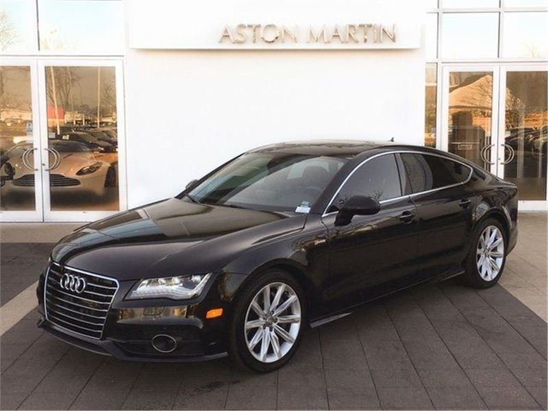 2012 Audi A7 for sale in for sale on GoCars