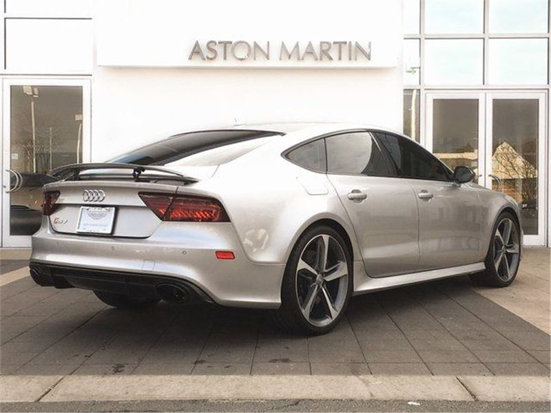 2016 Audi RS 7 for sale in for sale on GoCars