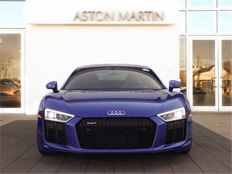 2017 Audi R8 for sale in for sale on GoCars
