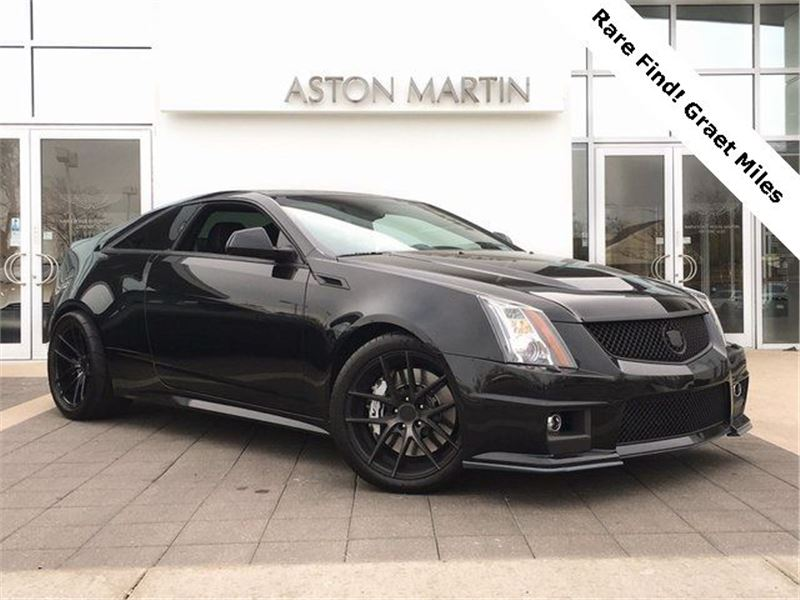 Cadillac Cts V Used >> 2012 Cadillac Cts V For Sale On Gocars