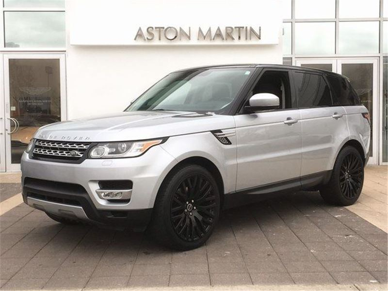 2014 Land Rover Range Rover Sport for sale in for sale on GoCars