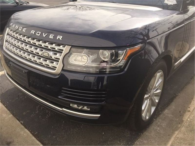2016 Land Rover Range Rover for sale in for sale on GoCars