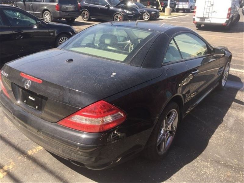 2008 Mercedes-Benz SL-Class for sale in for sale on GoCars
