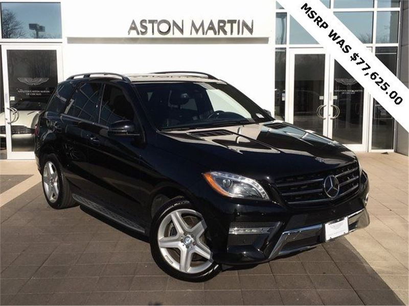 2014 Mercedes-Benz M-Class for sale in for sale on GoCars