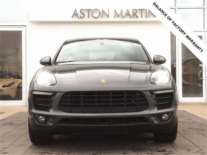 2015 Porsche Macan for sale in for sale on GoCars