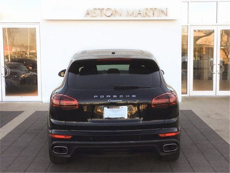 2015 Porsche Cayenne for sale in for sale on GoCars