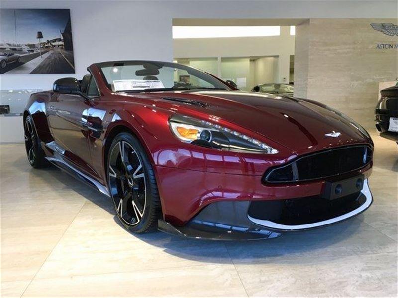 2018 Aston Martin Vanquish S For Sale Gc 32397 Gocars