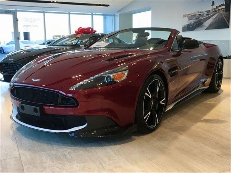 Aston Martin Vanquish S For Sale GC GoCars - Aston martin vanquish s
