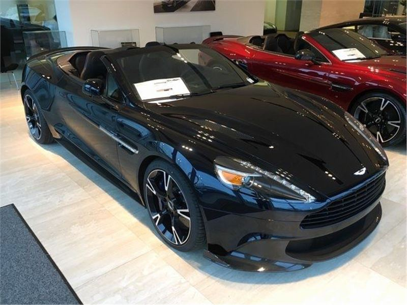 2018 Aston Martin Vanquish for sale in for sale on GoCars