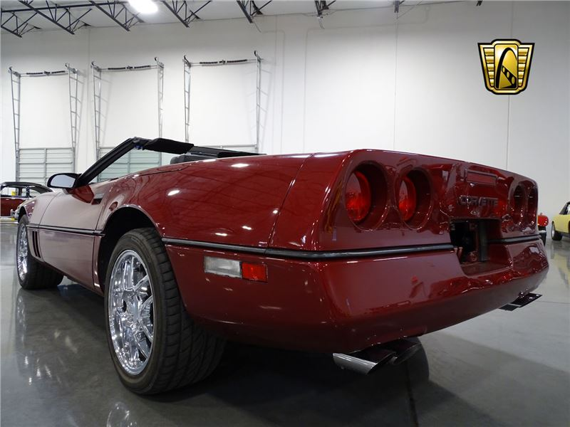 1989 Chevrolet Corvette for sale in for sale on GoCars