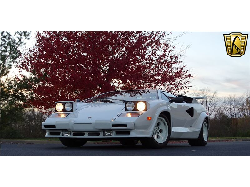 1988 Lamborghini Countach For Sale Gc 32478 Gocars