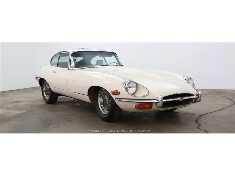 1970 Jaguar XKE Fixed Head Coupe for sale in for sale on GoCars