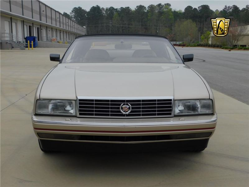 1990 Cadillac Allante for sale in for sale on GoCars
