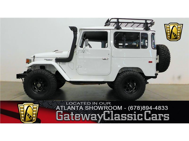 Toyota Fj40 For Sale >> 1978 Toyota Fj40 For Sale On Gocars