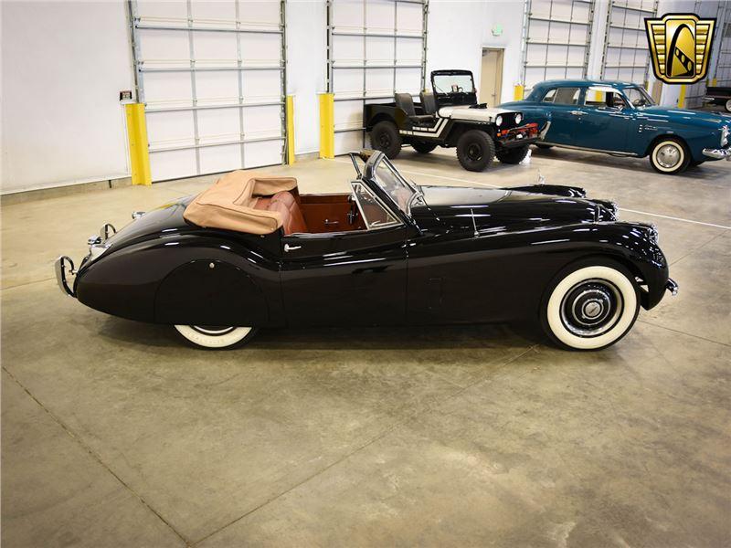 1954 Jaguar XK120 for sale in for sale on GoCars