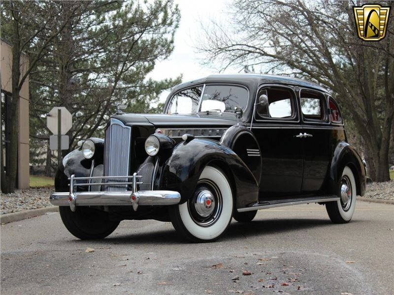 1940 Packard Super Eight 160 for sale in for sale on GoCars