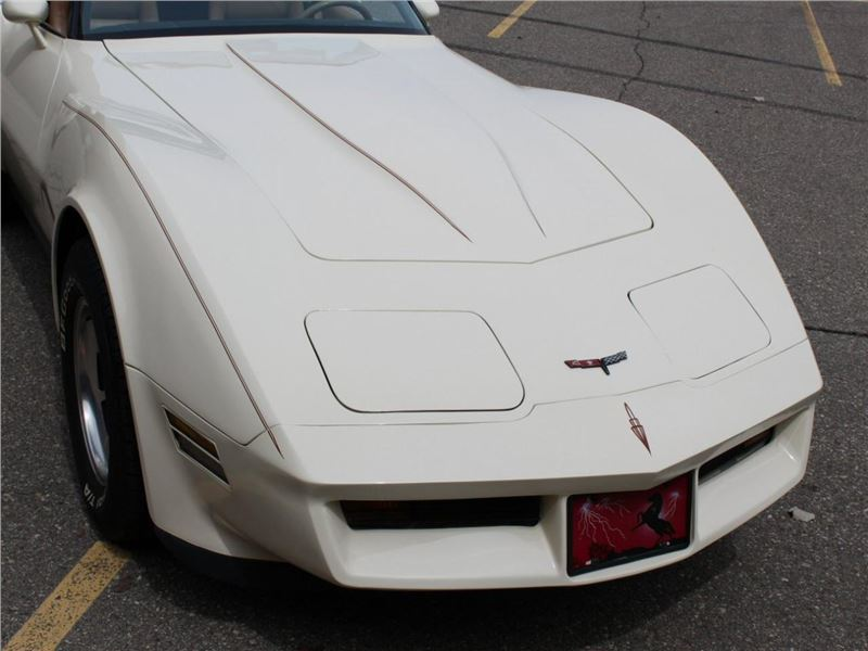 1981 Chevrolet Corvette for sale in for sale on GoCars