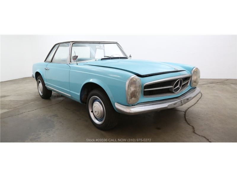 1964 Mercedes-Benz 230SL for sale in for sale on GoCars